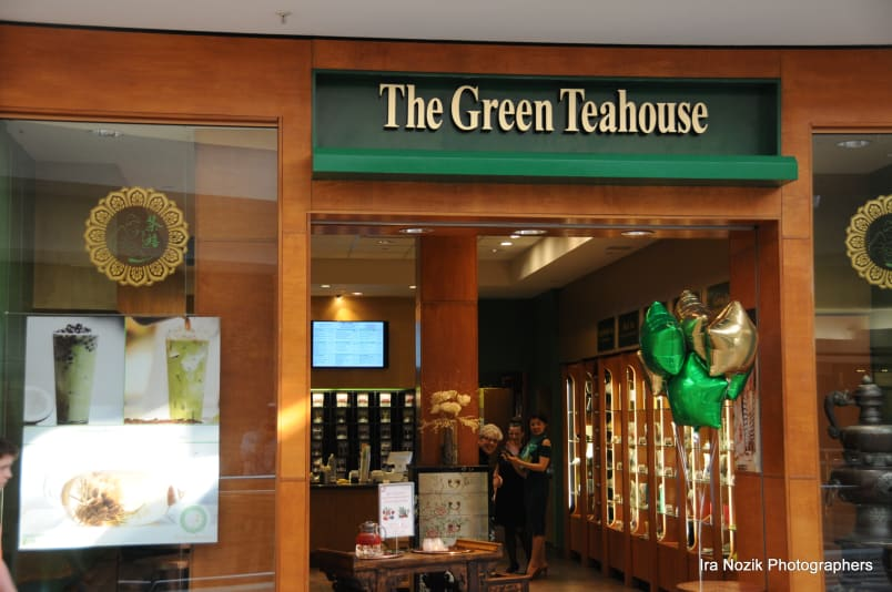 The Green Teahouse- Westfarms Ribbon Cutting