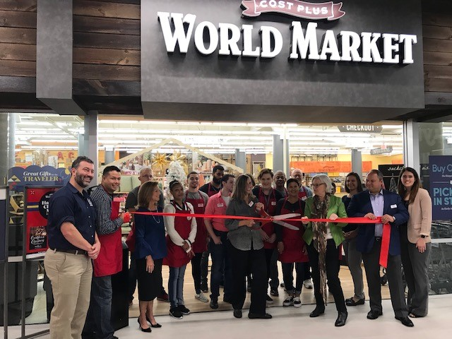 Cost Plus World Market Ribbon Cutting
