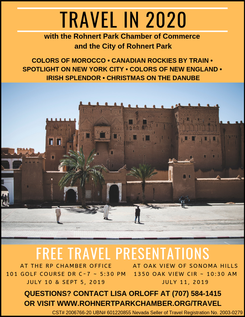 Free Travel Presentation