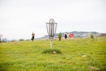 Disc Golf at Crane Creek Regional Park