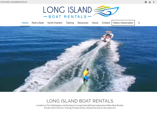 Long Island Boat Rental