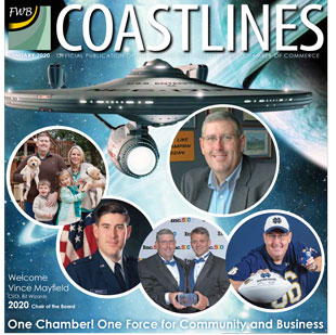 Coastlines Cover, January 2020