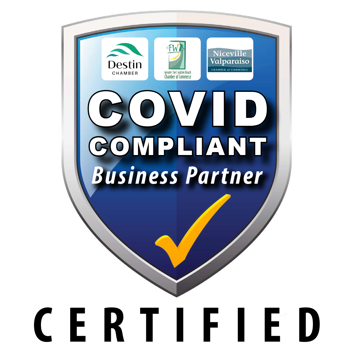 Chamber Partnership COVID Compliant Business Program