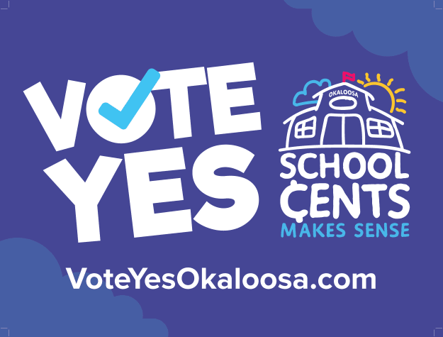 Vote Yes! School Cents Make Sense