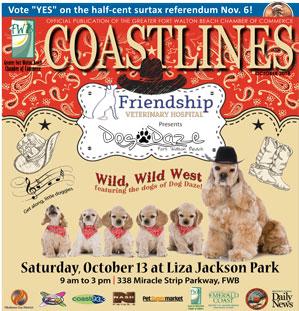 Coastlines, October 2018