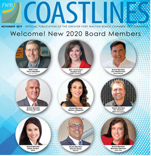 Coastlines Cover - November 2019