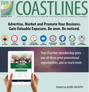 Coastlines Cover, August 2019