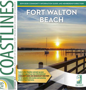 Coastlines Cover, September 2019