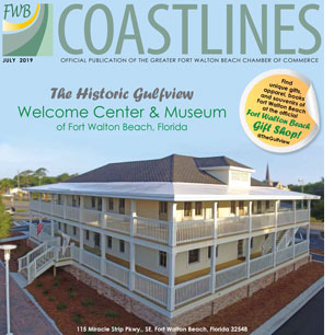 Coastlines Cover, July 2019
