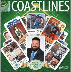 Coastlines Cover - December 2019