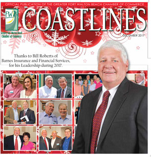 Coastlines Cover - Dec. 2017