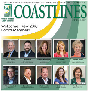 Coastlines Cover - Nov 2017
