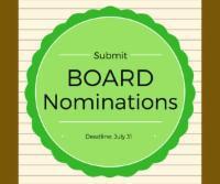 You are invited to nominate yourself or another Chamber member for a three-year term on our Board of Directors.