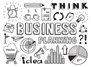 Business Planning Graphic