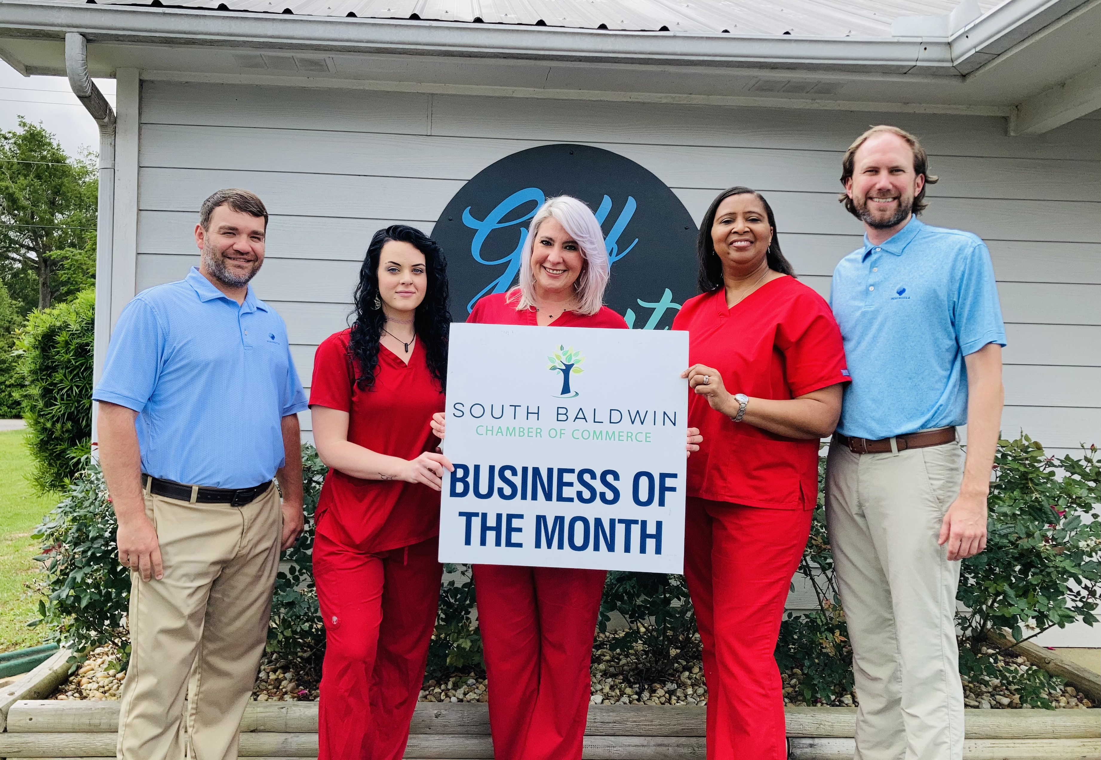Gulf Coast UltraSlim • Business of the Month MAY 2021