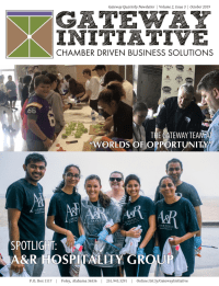 Gateway Initiative Q3 Newsletter