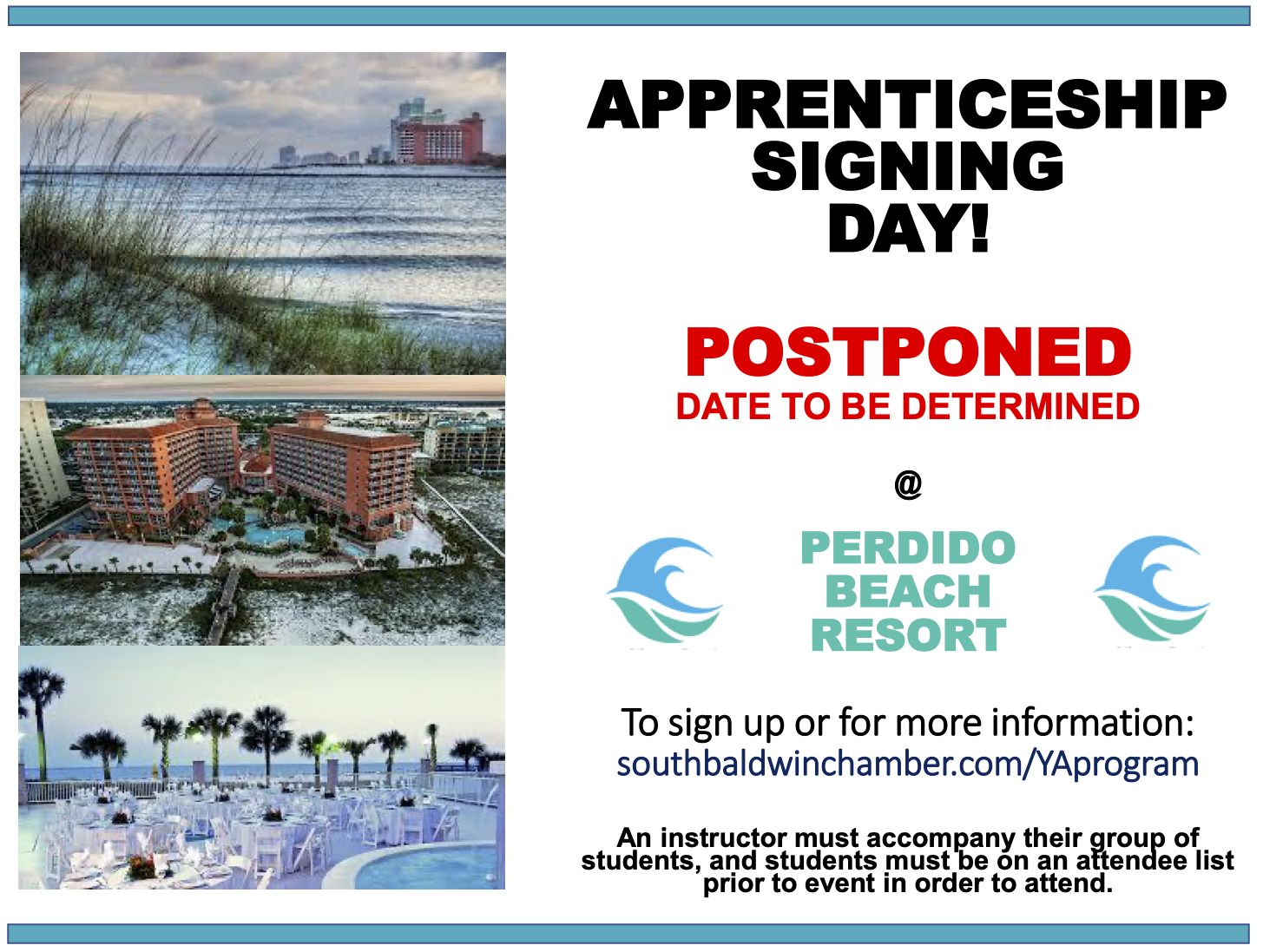 YOUTH APPRENTICESHIP 2020 SIGNING DAY