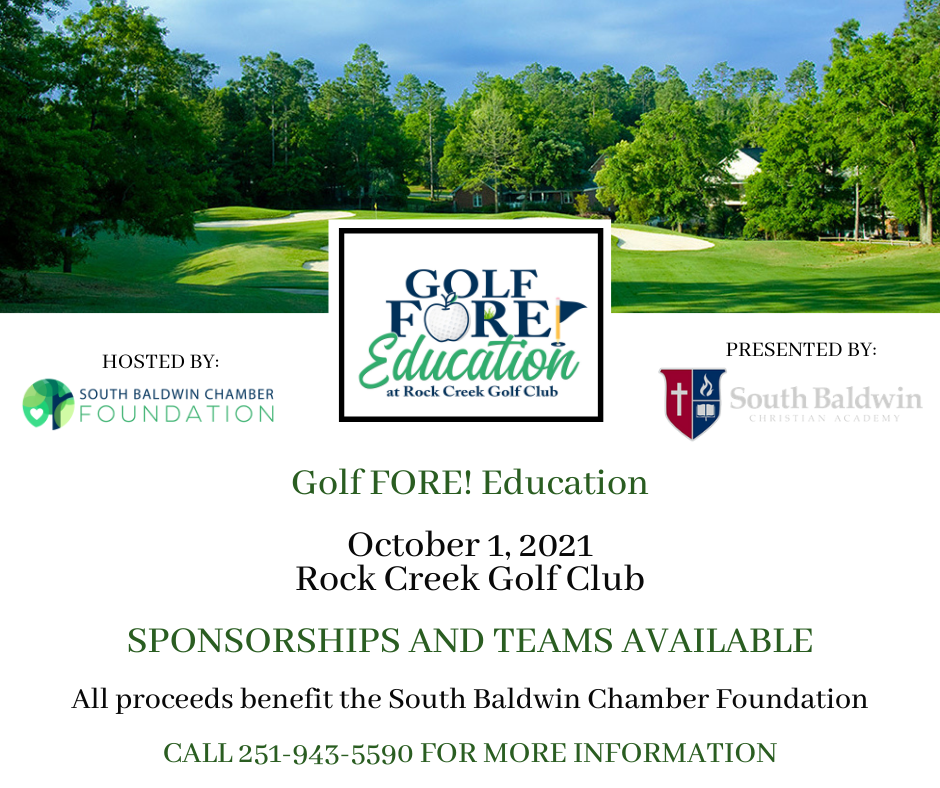 Golf FORE! Education