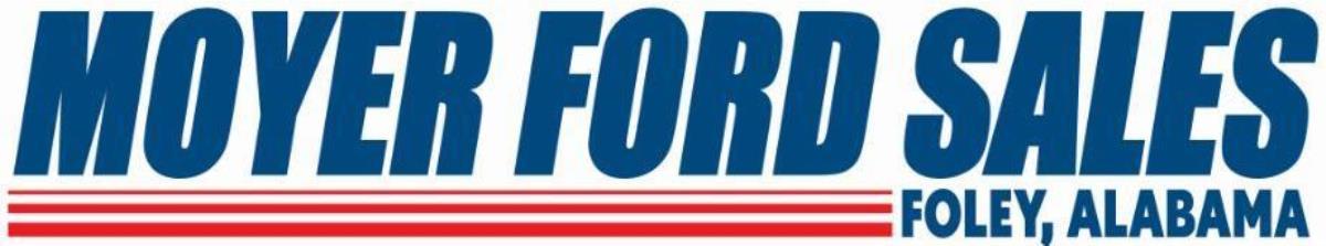Moyer Ford Sales, Foley Alabama
