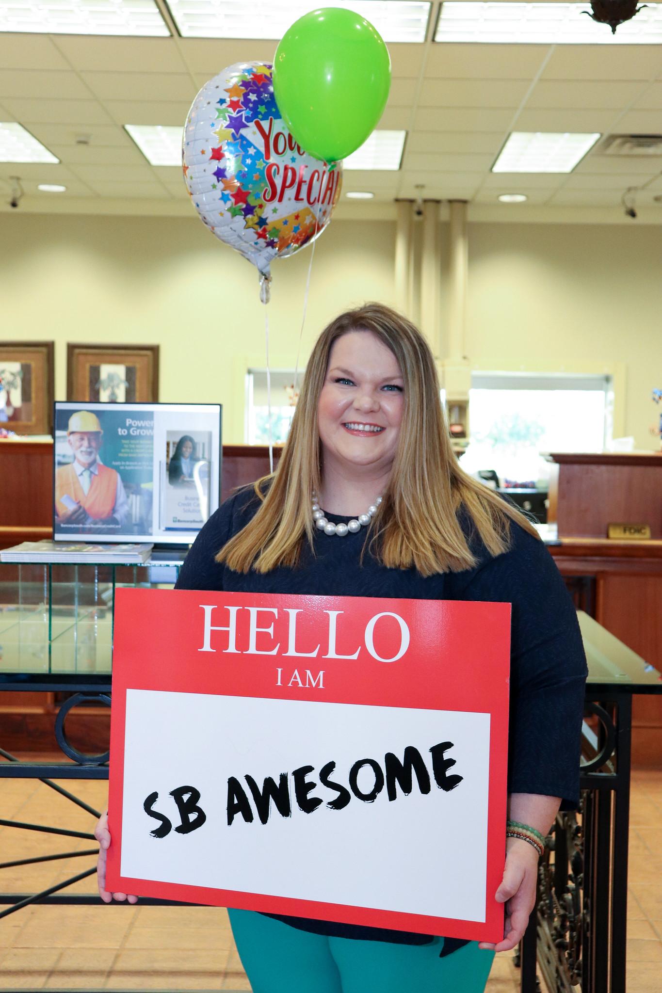 SBAwesome Winners: Sara Alexander