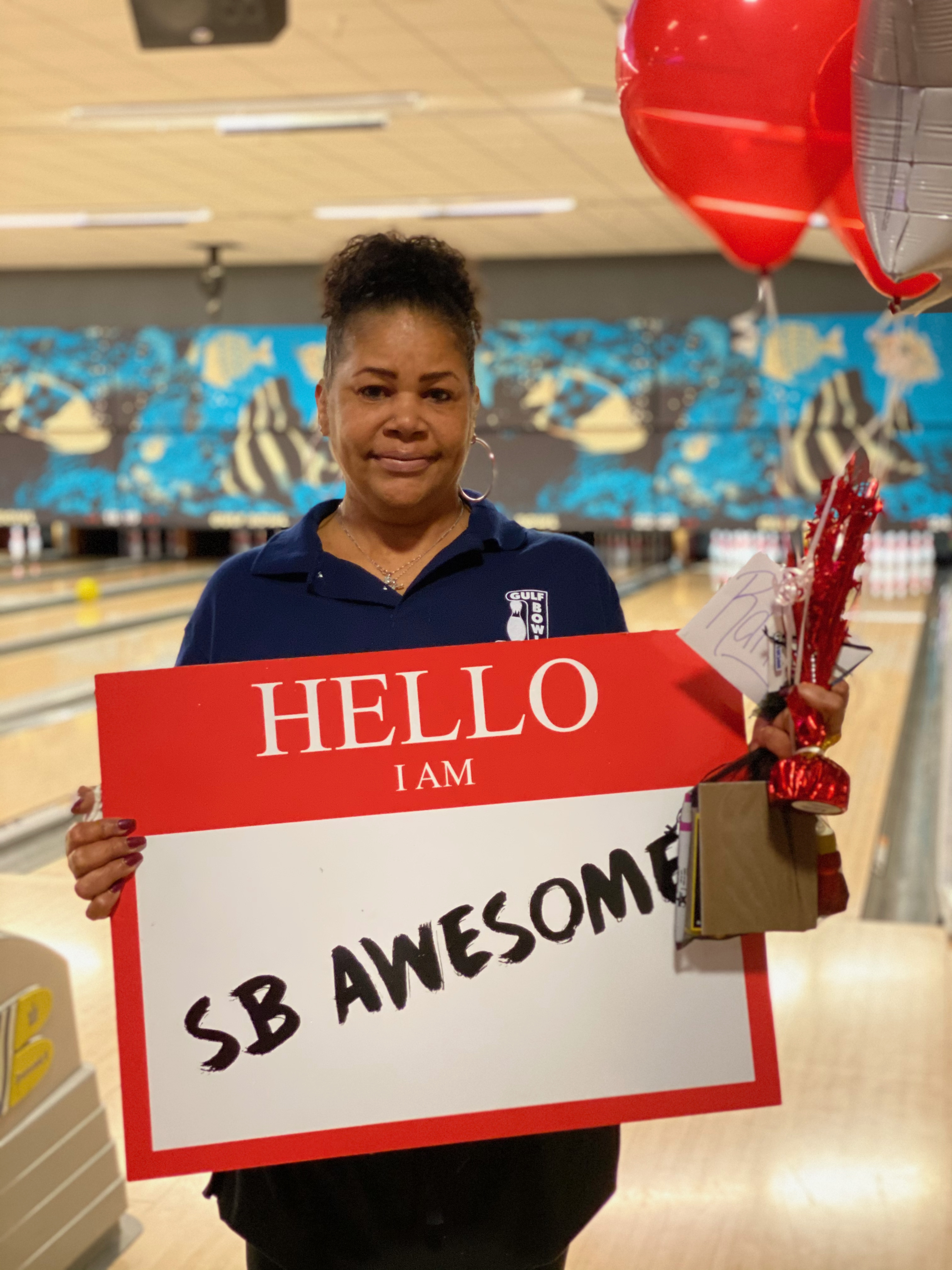SBAwesome Winner - Ramona Brown
