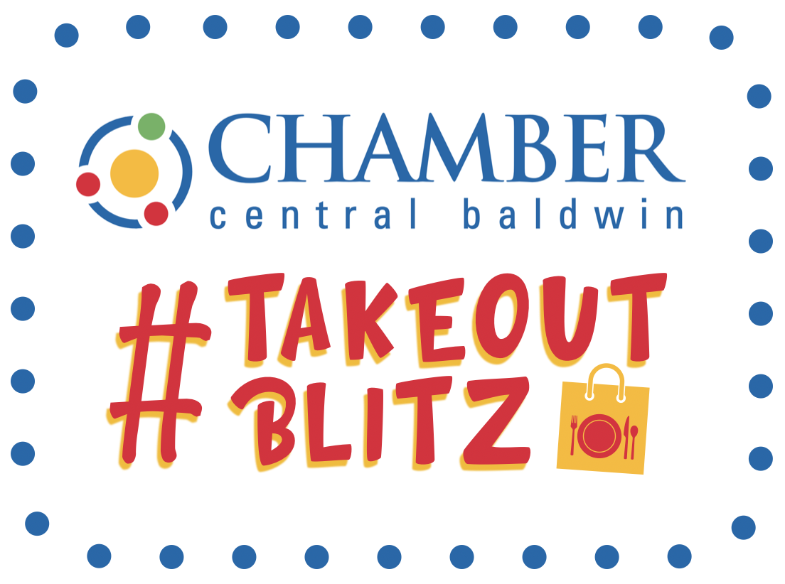 Central Baldwin Chamber's TAKEOUT BLITZ List
