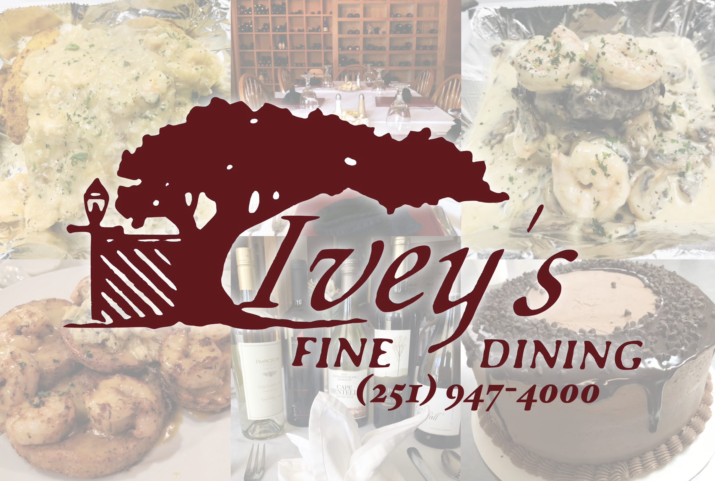 Ivey's Fine Dining - Robertsdale