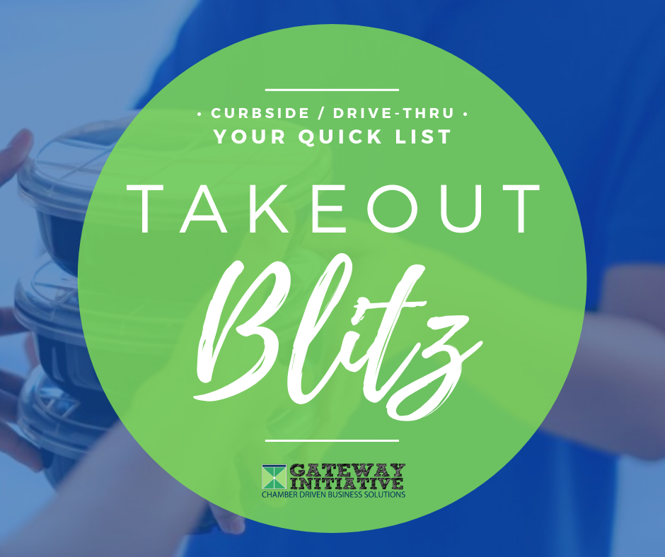 TAKEOUT BLITZ • Your Quick List on To-Go Grub