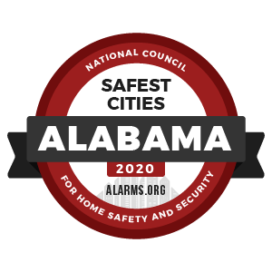 Safest Cities in Alabama 2020