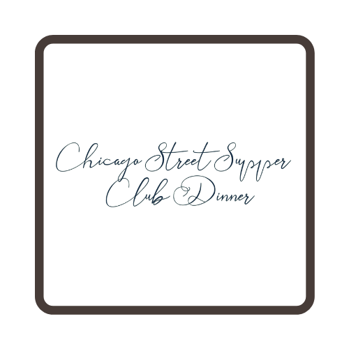 Chicago Street Supper Club Volunteers