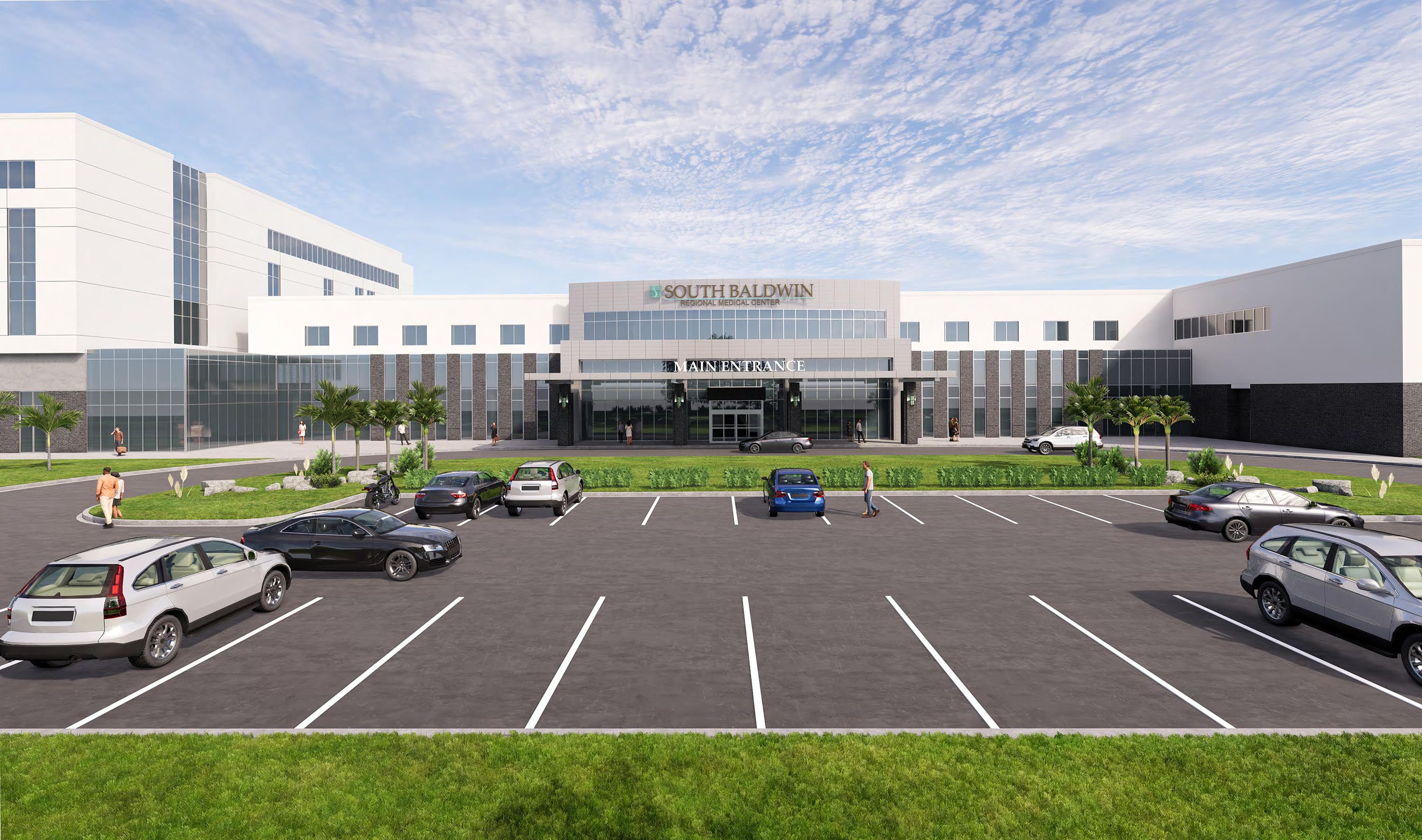 South Baldwin Regional Medical Center Secures State Approval for Significant Hospital Expansion
