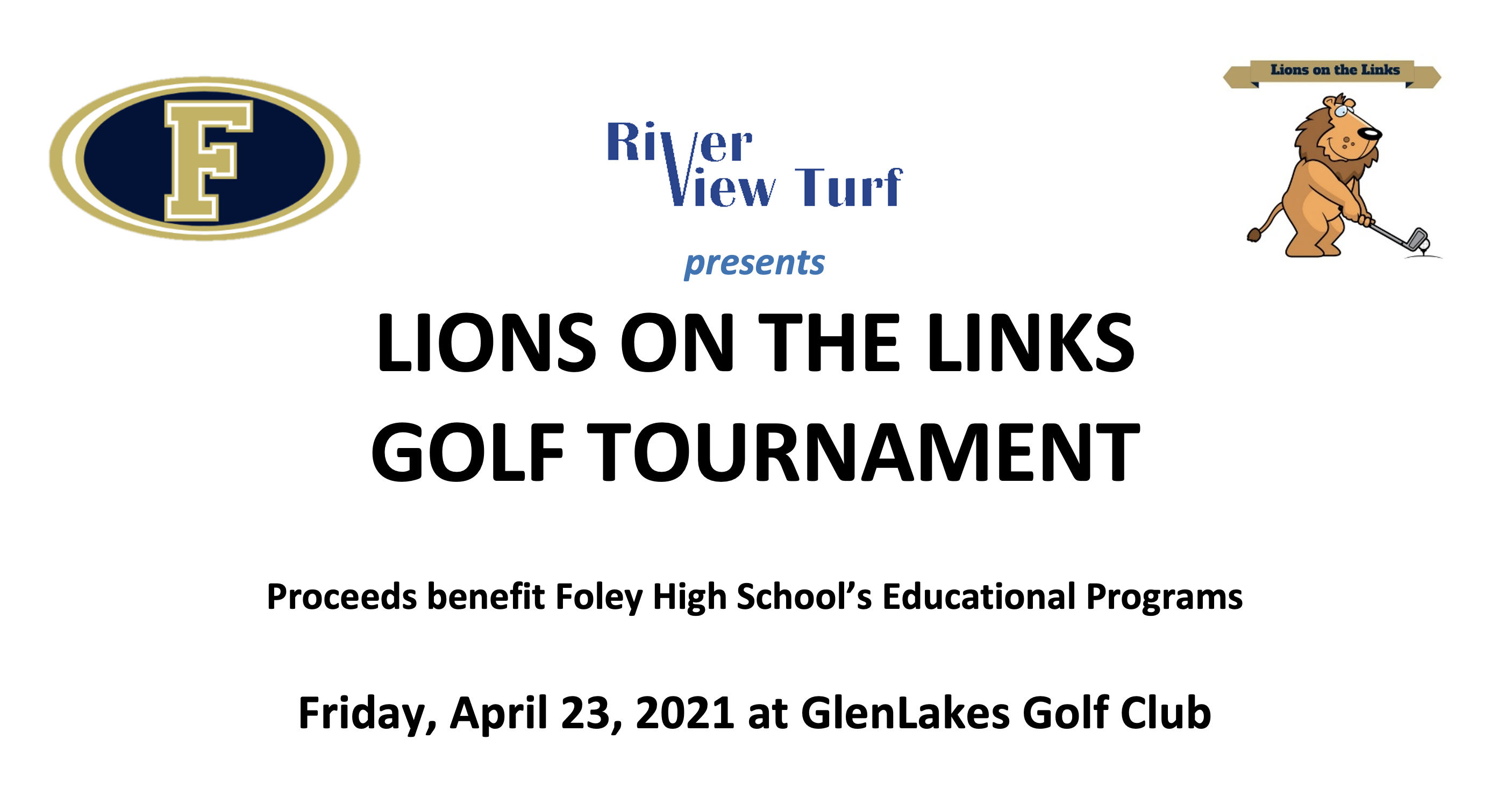 Lions on the Links Golf Tournament
