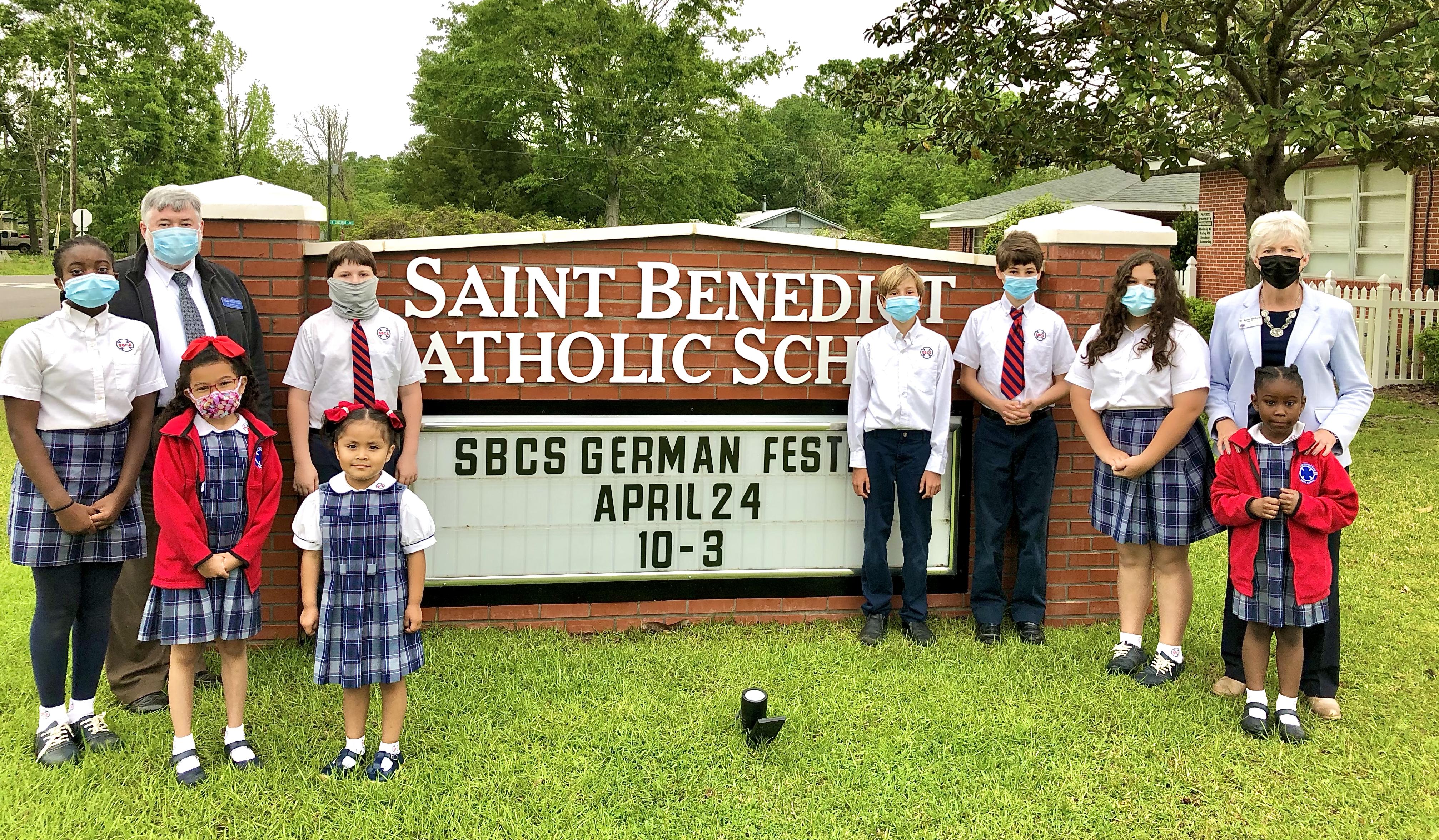 St. Benedict Catholic School