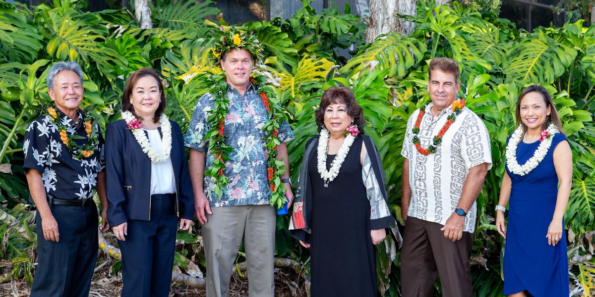 2021 GCA of Hawaii Board of Directors, Executive Committee