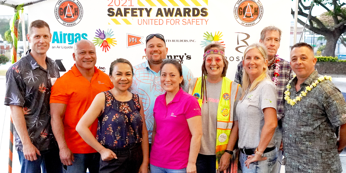 2021 Safety Awards Committee