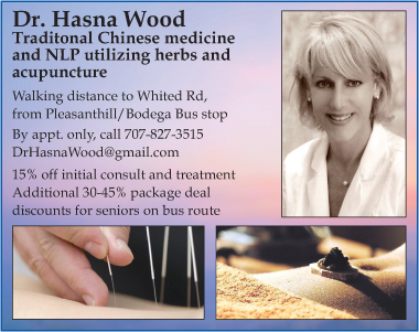 Dr. Hasna-Wood, Chinese medicine and NLP
