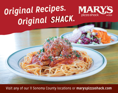 Marys Pizza Shack