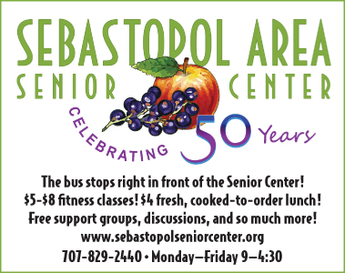 Sebastopol Area Senior Center