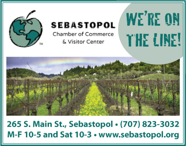 Sebastopol Chamber of Commerce and Visitor Center