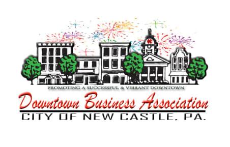New Castle Downtown Business Association Logo