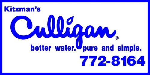Kitzman's Culligan Water Morro Bay Community Champion