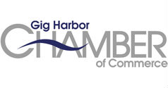 Gig Harbor Chamber of Commerce Logo