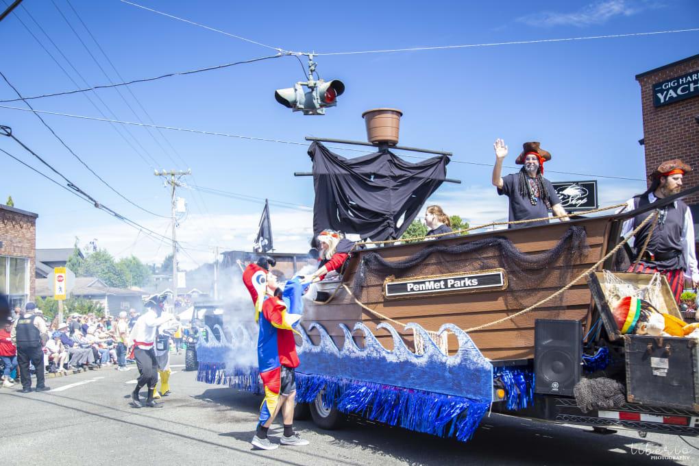 Cape May Christmas Parade 2019.Maritime Gig Festival Gig Harbor Chamber Of Commerce Wa