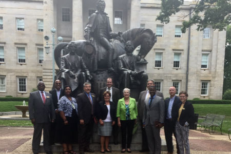North Carolina Legislative Trip