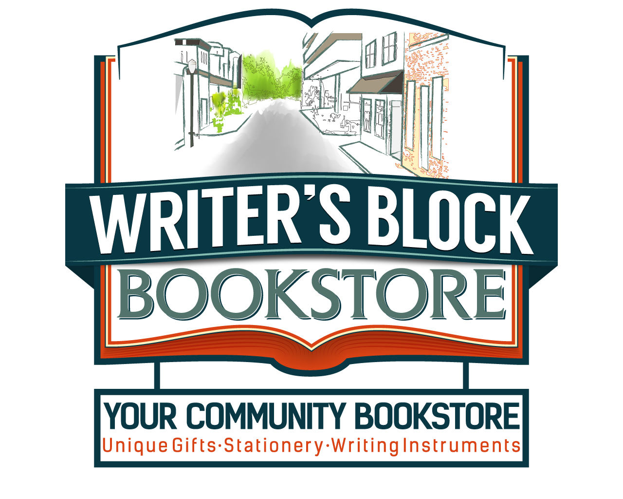 Writers Block Bookstore
