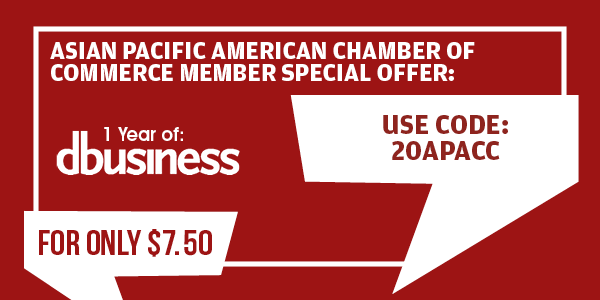 DBusiness Special Offer for APACC members