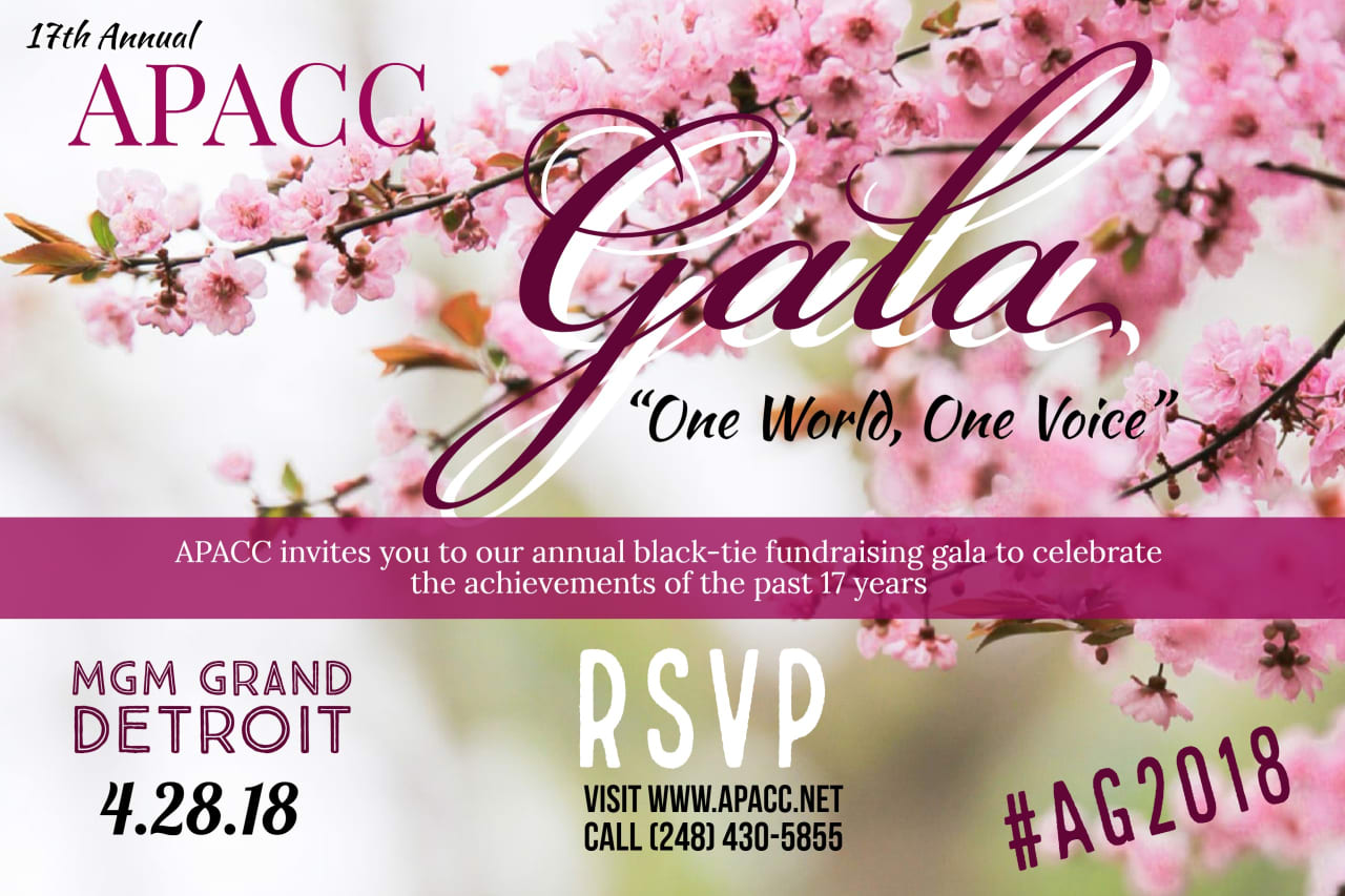 17th Annual APACC Gala