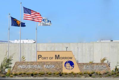 Port of Morrow Industrial Park, Boardman, OR