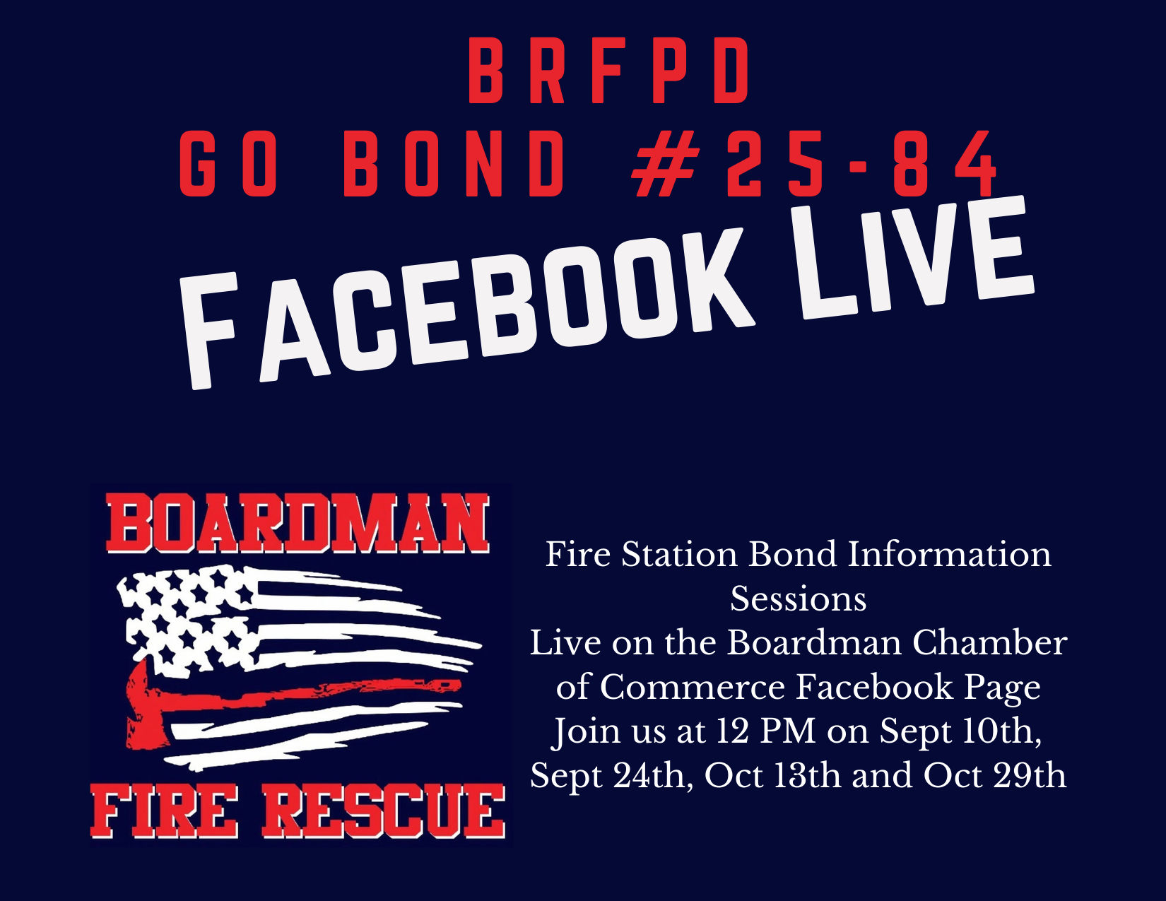 Fire Bond Facebook Sessions