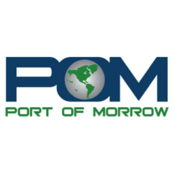 Port of Morrow logo